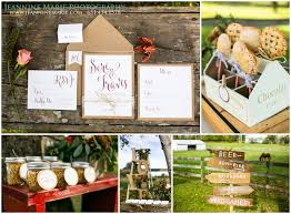 rustic wedding styled shoot captured by jeannine marie photography