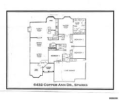 Sparks Nevada Map 6432 Copper Ann Drive Sparks Nv 89436 Sold Listing Mls