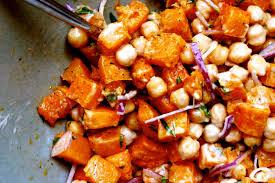 Warm Warm Butternut Squash And Chickpea Salad U2013 Smitten Kitchen