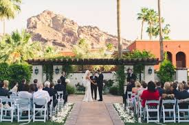 scottsdale wedding venues montelucia resort spa scottsdale wedding venues