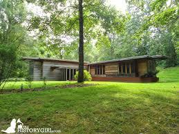 Frank Lloyd Wright Usonian Floor Plans Frank Lloyd Wright U0027s Usonian Masterpiece The History