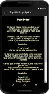 Meme Si Lyrics - olivier cheuwa songs lyrics android apps on google play
