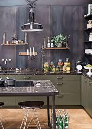 Loft Kitchen Ideas Top 25 Best Industrial Chic Kitchen Ideas On Pinterest