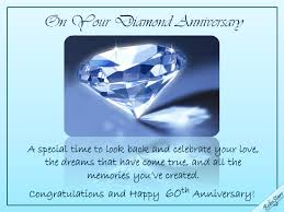 60th wedding anniversary wishes diamond anniversary wishes free milestones ecards greeting cards