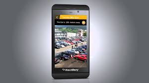 bb10 track my car application youtube