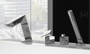 Modern Bathroom Faucet by Ultra Modern Bathroom Faucet Inspired By Stealth Bomber Stealth
