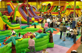 party places for kids let your kids bounce their energy at kangaroo jac s other