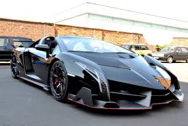 expensive cars names the last of the 9 lamborghini veneno roadsters ever built