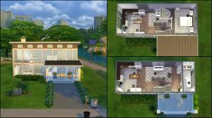 sims 3 modern house floor plans home architecture the sims house designs modern villa ultra modern