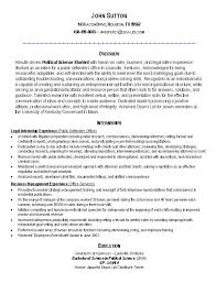 Resume Template For Internship Internship Resume Examples Internship Resume Examples Resume For