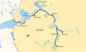 map of europe and russia rivers the historic volga river in russia dnieper in ukraine gail s
