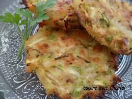 recette de cuisine courgette beignets de courgette light au four le livre des recettes de chantal
