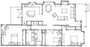 Open Floor Plan Farmhouse Traditional Farmhouse Building Plans