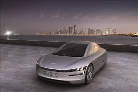 volkswagen cars volkswagen says it will build 2 seat 260 mpg plug in hybrid