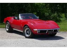 corvette stingray 71 1971 chevrolet corvette for sale on classiccars com 52 available