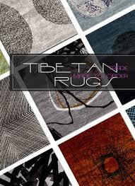Modern Tibetan Rugs Furniture Modern Contemporary Tibetan Rugs Graceful 32 Modern