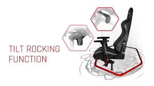 Rocking Gaming Chair All Dxseat Gaming Chairs Are Equipped With Tilt Rocking Function