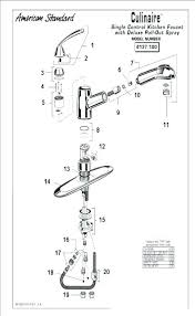 how to repair standard kitchen faucet standard kitchen faucets repair standard kitchen
