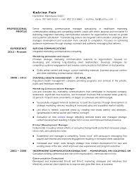 Sample Resume For Marketing Coordinator Sample Resume Marketing Coordinator