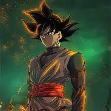 black goku u0027dragon ball super u0027 character don u0027t