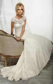 third marriage wedding dress ivory colored wedding dress for second