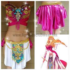 Princess Zelda Halloween Costume Princess Zelda Inspired Costume Anime Cosplay Cosplay Costume