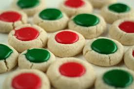 recipes thumbprint cookies icing recipes tips