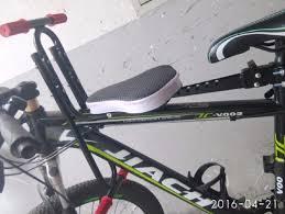 siege velo vtt scooter siège l taille vélo siège enfant portable grand pliage