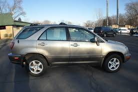 best used lexus suv 2000 lexus rx300 beige topaz suv used car sale