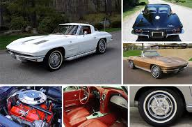 corvette engines by year 1963 corvette specifications
