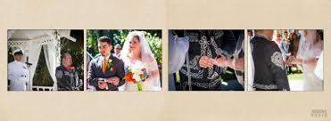 Wedding Album Printing Vena And Jose Wedding Album Design And Printing By San Diego