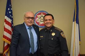 Houston City Flag Harris County Sheriff Ed Gonzalez U201cmy Program In One Word