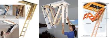 best pull down attic stairs top quality