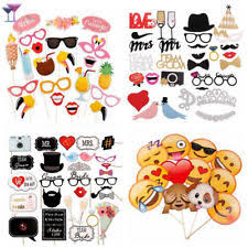 Photo Booth Props For Sale Photo Booth Props Home Furniture U0026 Diy Ebay