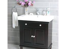 Modern Vanities For Small Bathrooms Oasis Compact Bath Vanity By Pelipal For Small Bathrooms Bathroom