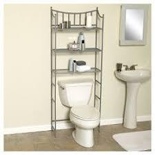 Bathroom Space Saver Shelves Neu Home Bathroom Spacesaver 3 Tier Shelf Unit Chrome Target