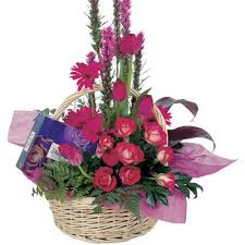 Chocolate Gift Baskets Best Of The Bunch Florist Wellington