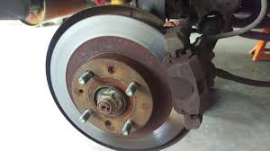 changing brakes in a miata did it myself