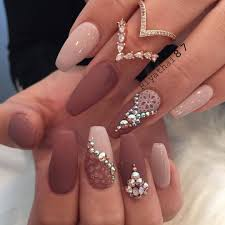 somethings about nail art rhinestone pinterest aceofspadessss c l a w s pinterest nail