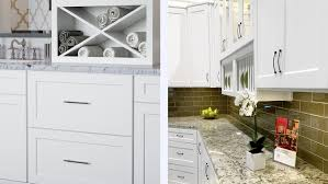 kitchen base cabinets 18 inch depth bright white shaker