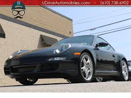 porsche carrera 2007 2007 porsche 911 carrera coupe 6 speed
