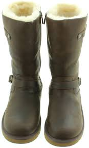 ugg boots sale jakes ugg leather kensington sheepskin boots in toast in toast