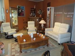 stressless canape 2 places cuir salon stressless à 50 modèle wave et 2 fauteuils poufs
