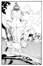tarzan u0026 jane steve carr u0027s illustrations classic novels