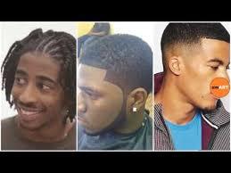 mens haircuts chart black men haircut chart youtube