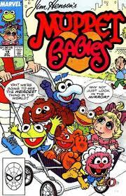 muppet babies volume comic vine