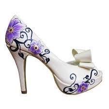 wedding shoes purple 34 best wedding shoes images on bridal shoe wedding