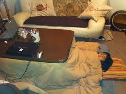Do They Still Use The Electric Chair Life Under The Kotatsu U2014 Let The Upper Body Fend For Itself The