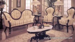 Victorian Livingroom by Victorian Furniture Company Living Room Showcase Youtube