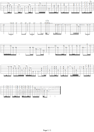 How To Play Comfortably Numb Solo On Guitar Comfortably Numb Guitar Tab Guitarnick Com